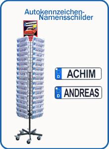 display.Autokennzeichen-Nam